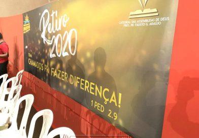 CHAMADOS PRA FAZER DIFERENÇA! RETIRO 2020